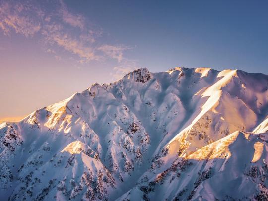 去日本长野县白马村,感受炫酷滑雪体验