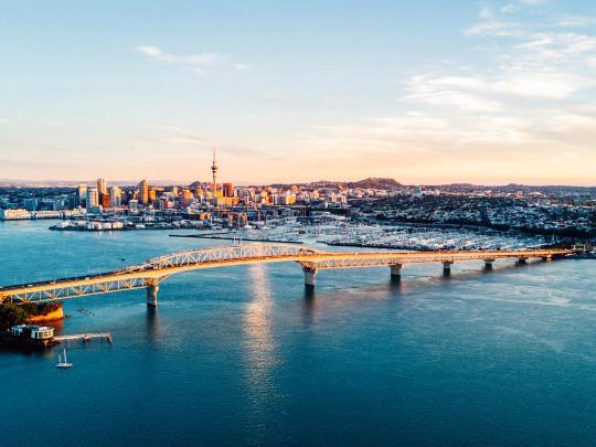 旅行灵感新发现:新西兰奥克兰