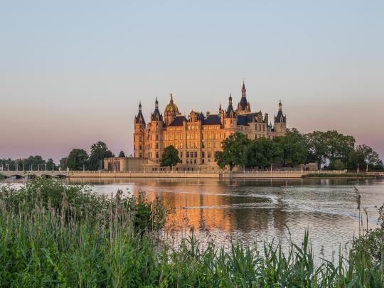 不仅存在童话中,探访德国奇幻城堡