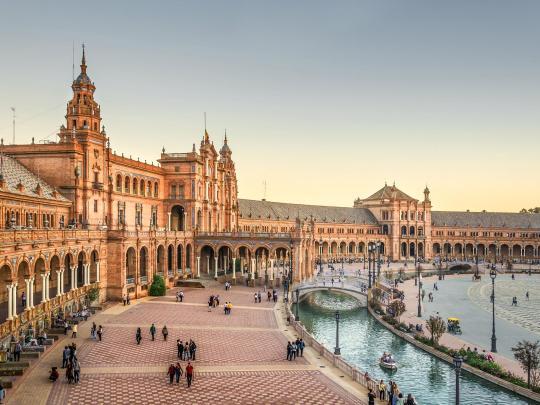 旅行灵感新发现:西班牙塞维利亚
